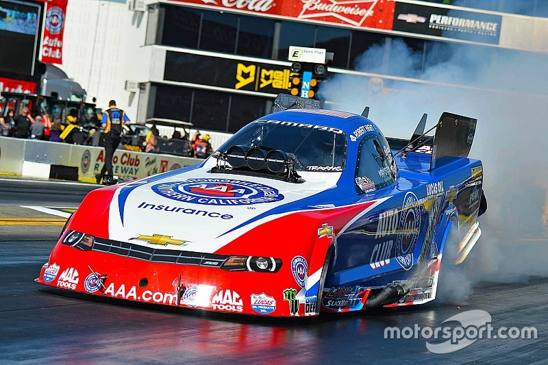 Hight, Schumacher and Butner lead Friday at Pomona