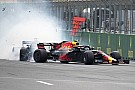 Crash Red Bull: Verstappen è un