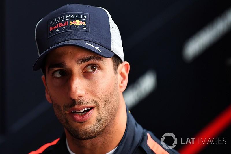Квалификационное отставание Red Bull не смутило Риккардо