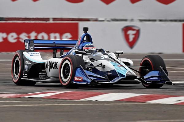 RLL-Optimismus bleibt: Sato sieht sich und Rahal als Meisterschaftskandidaten