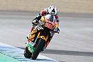 Moto2 Test Jerez, Giorno 3: Quartararo emerge con il maltempo