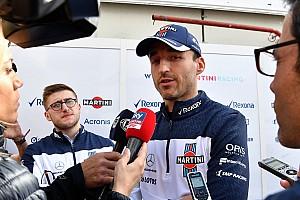 WEC Son dakika Kubica, LMP1 testinin ardından Manor kararını verecek