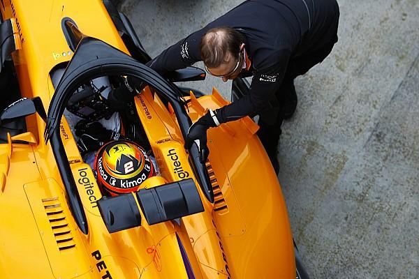 Vandoorne : L'entente avec Renault déjà meilleure qu'avec Honda