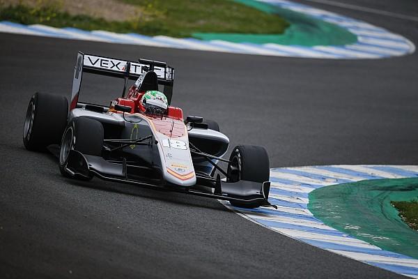 GP3 Résumé d'essais Pulcini s'offre le meilleur temps du plateau GP3 à Jerez