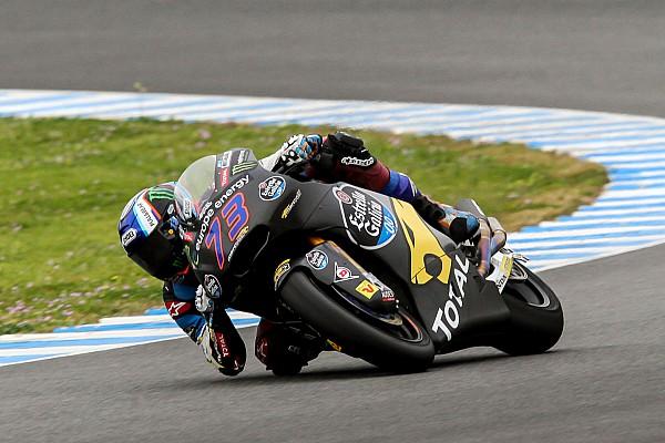Moto2 Testbericht Moto2-Test Jerez: Marquez und Bagnaia machen das Tempo