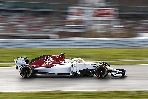L'Alfa Romeo Sauber sceglie Ericsson per il primo giorno di test