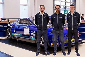 BES Ultime notizie Emil Frey Racing conferma Alex Fontana per la stagione 2018