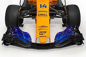 Forma-1 Motorsport.com hírek A McLaren-Renault részletei, közelről: Halo, légterelők, megoldások…