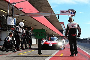 WEC Breaking news Toyota to run low-downforce aero kit for Spa