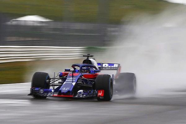 F1 速報ニュース トロロッソ・ホンダの新車画像が流出。ミサノでシェイクダウン実施!