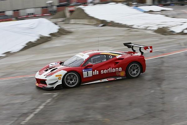 Motor Show, Ferrari Challenge: Grossmann al top nelle qualifiche