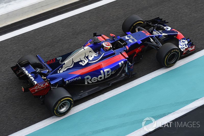 engine layout a big challenge for Toro Rosso