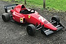 Autó  3 millióért Nigel Mansell egykori Ferrariját hajthatja a gyerek