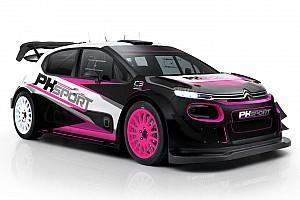 WRC Noticias El primer Citroën C3 WRC 2017 privado correrá con PH Sport