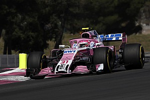 Formule 1 Réactions Ocon :