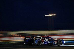 "Le Mans Breaking news Button: Le Mans night laps a ""shock to the system"""