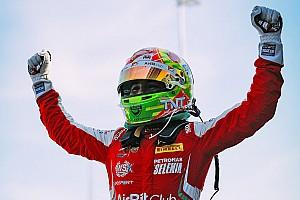 Enzo Fittipaldi titré en F4 Italie