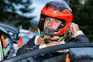 WRC News Mads Östberg vor WRC-Comeback für Citroen