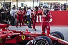 Формула 1 Ferrari привезла в Остин обновления, но получил их только Феттель