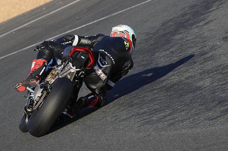 Ducati über V4: