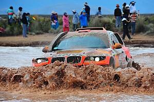 """Dakar Entrevista Esteve: """"Este Dakar ha vuelto a ser de verdad"""""""