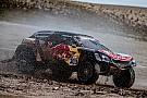 Dakar Dakar lideri Sainz, ATV ile çarpışma nedeniyle ceza aldı