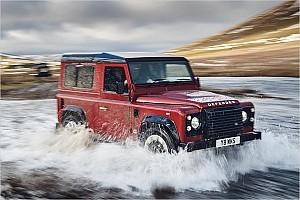 Automotive News Land Rover Defender V8 Works: Stärkster Defender aller Zeiten