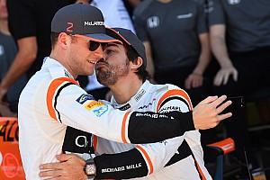 McLaren-Chef: Alonso hatte besseres Fahrzeug als Vandoorne