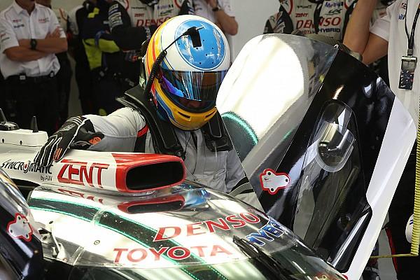 Alonso überzeugt beim Toyota-Test: Starker Dauerlauf in Bahrain