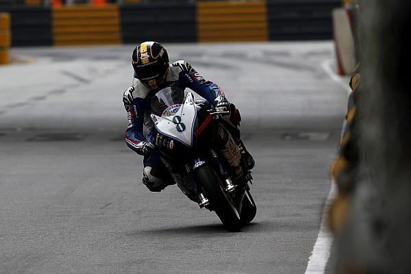 Road racing Breaking news British rider Hegarty dies in Macau GP crash