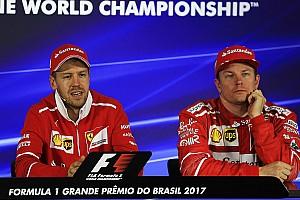 Formula 1 Press conference Brazilian GP: Post-race press conference