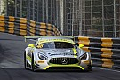 GT GT-Weltcup Macao: Totale Mercedes-Dominanz im Qualifying