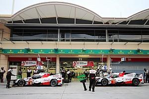 WEC Noticias Toyota, en peligro de no llegar a ganar Le Mans