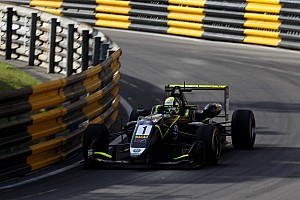 F3 Qualifiche Lando Norris in pole provvisoria al GP di Macao di Formula 3
