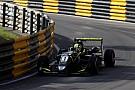 F3 Norris consigue la pole provisional en Macao