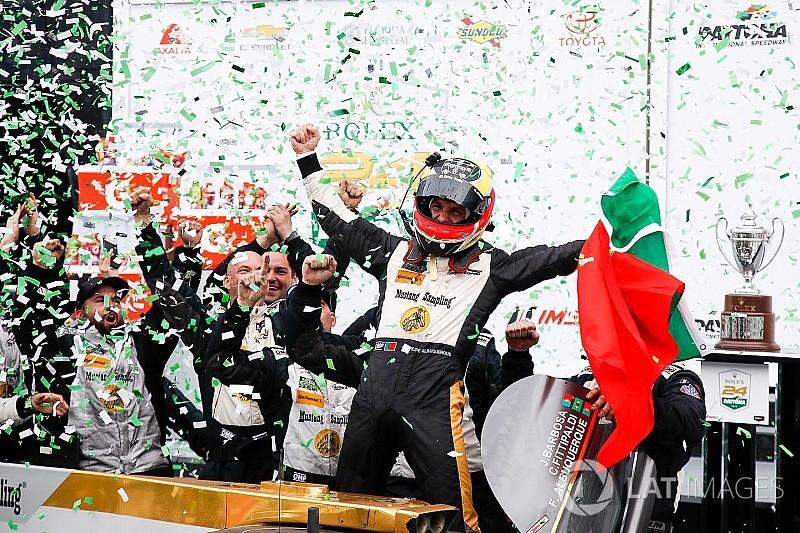 Albuquerque : La victoire à Daytona, une affaire devenue