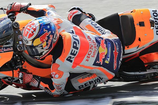 MotoGP Dani Pedrosa prefiere ser cauto