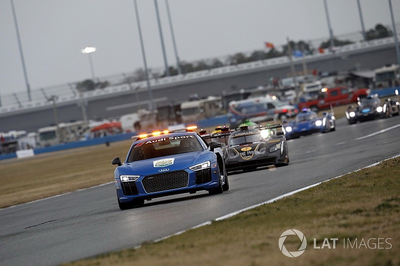 WEC stars baffled by lack of cautions at Daytona