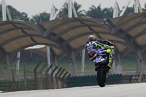 MotoGP Noticias Valentino Rossi ve muy bien a su Yamaha