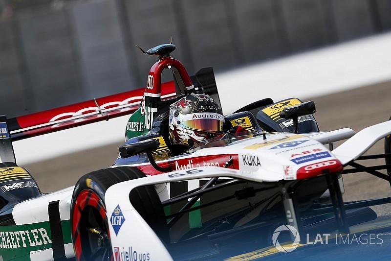 Berlin ePrix: Abt kazandı, Audi duble yaptı!