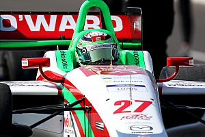 Indy Lights Race report Toronto Indy Lights: O'Ward wins incident-filled race