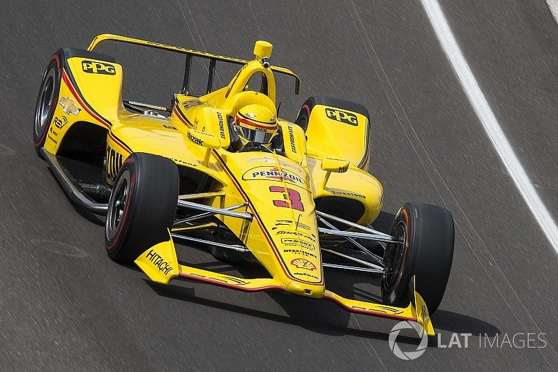 Indy 500: Castroneves auf vorläufiger Pole - Hinchcliffe nicht qualifiziert