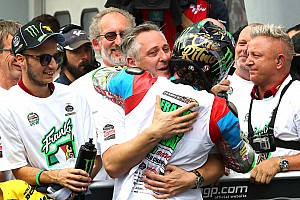 MotoGP Reactions Morbidelli sempat takut ketika gabung Marc VDS