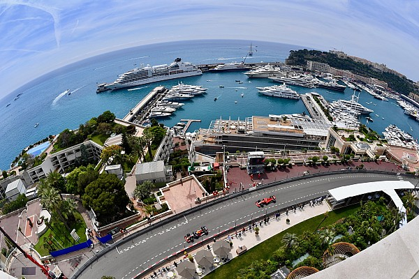 Formula 1 Special feature Monaco GP: Starting grid in pictures