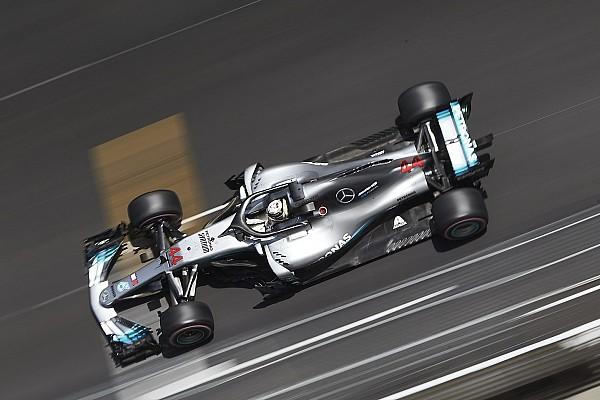 Fórmula 1 Noticias Hamilton considera que el GP de Mónaco no fue una competencia real