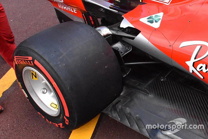 フェラーリ、スペインでの失速原因は新しいリヤサスペンションか?