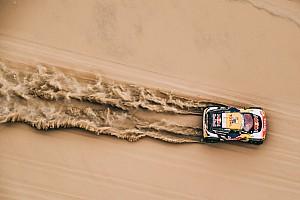 Peterhansel: Dakar 2018 é mais difícil desde prova na África