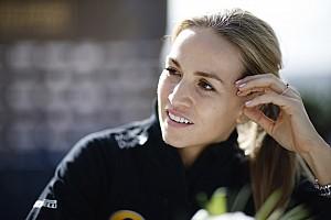 Формула E Новость Хорда: Формула Е подходит девушкам больше Ф1