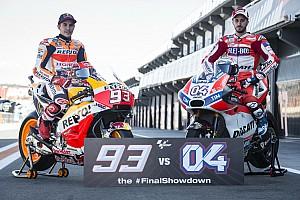 MotoGP Preview Que faut-il à Márquez et Dovizioso pour être titrés?