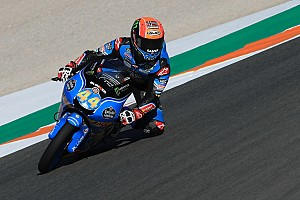 Moto3 Reactions Aron Canet waspadai lima pembalap Moto3